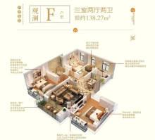单县东盛花园户型图