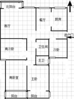 出售(巨野)巨野佳信·铂金豪庭4室2厅2卫143平精装修