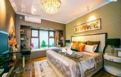 北方明珠3室2廳2衛132m2毛坯房送車位地下室單價5400