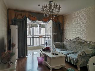 (菏泽)中达广场2室2厅1卫2300元/月84m2豪华装修出租