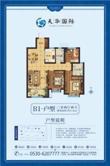 天華國際戶型圖